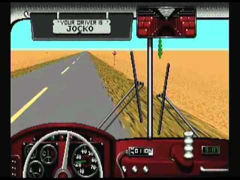 Desert Bus v1.00 www.nintendomax.com