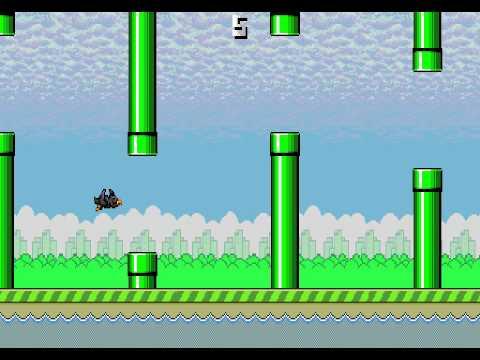 flappy bird SGX final