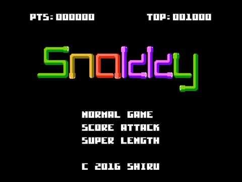 Snakky (NES) - Gameplay