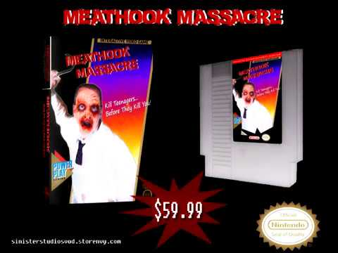 """Meathook Massacre"" NES Game Commercial"