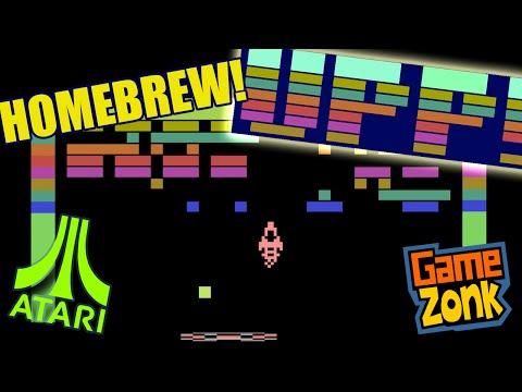 Upp! - Atari 2600 Homebrew - Play Through and Commentary