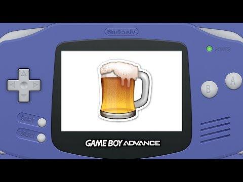 Top 5 GBA Homebrew Games!