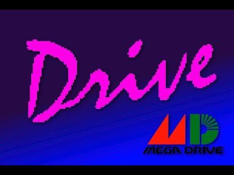 Kavinsky Nightcall Sega Megadrive/genesis. ROM in description!