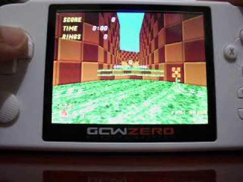 Sonic Robo Blast 2 - GCW-Zero