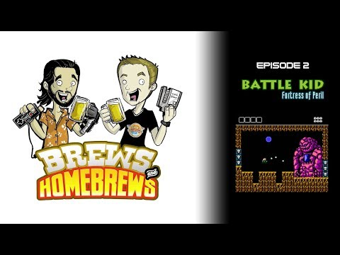 Brews & Homebrews, Episode 2: Battlekid