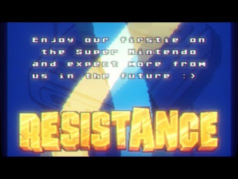 TwistIT by Resistance (Super Famicom, 2018)