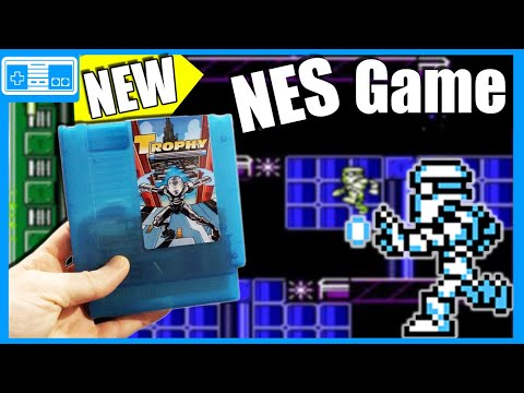 Trophy | New Game for the NES (PAX first look 2020)