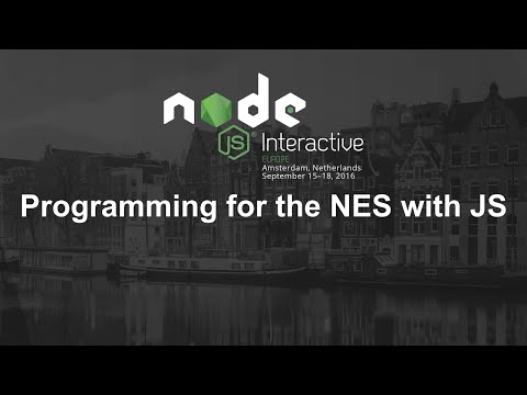 Programming for the NES with JS