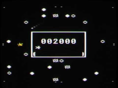 Atari 7800 Alpha Race WIP