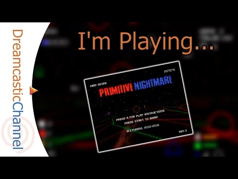 I'm Playing: Primitive Nightmare (Dreamcast Homebrew)