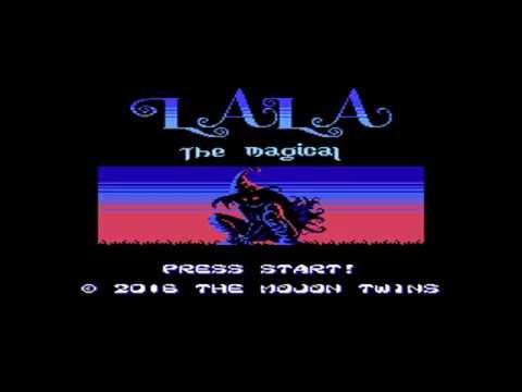 Lala The Magical - NES - The Mojon Twins 2016