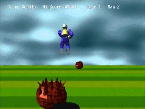 SpaceAryarya 1.0.2 - Dreamcast