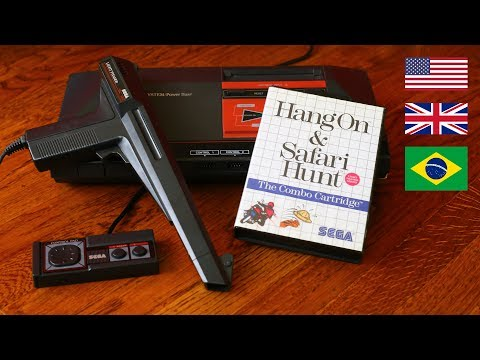 The Launch of the Sega Master System (1986) | Classic Gaming Quarterly