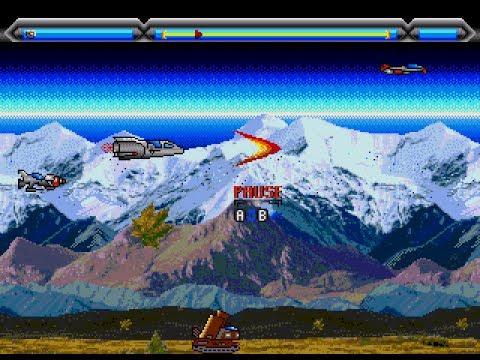 Star J1 project for Sega Genesis