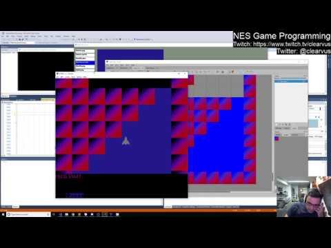 NES Programming #37 - Attributes! Attributes everywhere!