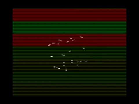 Plotcube - a quick Atari 2600 VCS experiment