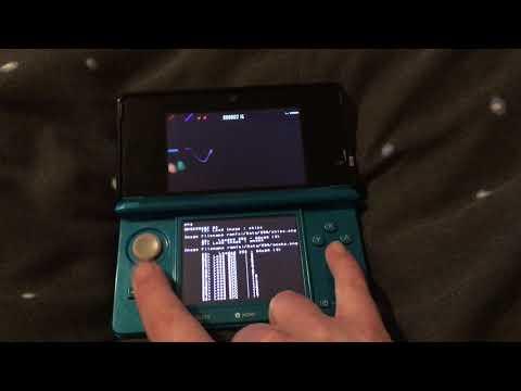 3DS Homebrew Testing - Still No Audio
