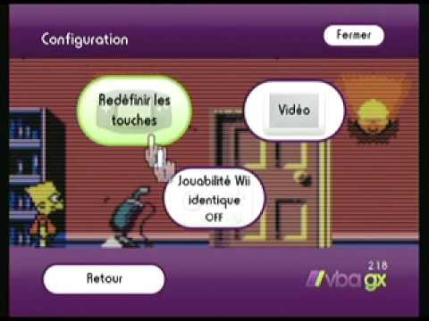 Visual Boy Advance GX v2.1.8 www.nintendomax.com