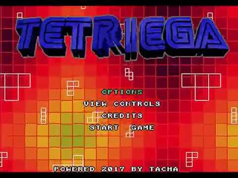 TETRIEGA - SEGA GENESIS 2017 Homebrew (coming soon)