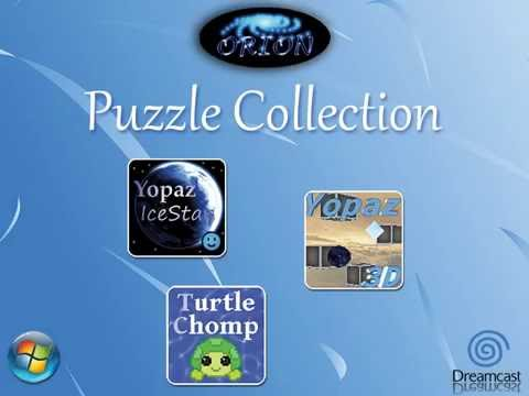 Orion's Puzzle Collection for Dreamcast