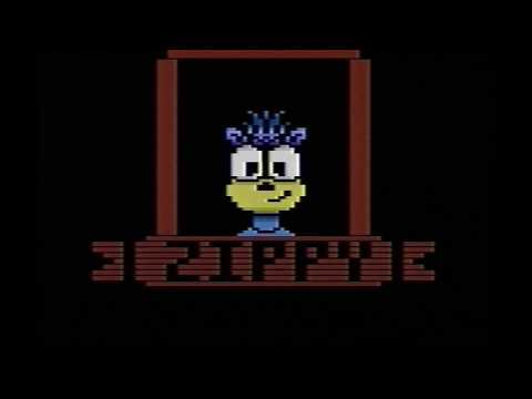 Zippy the Porcupine (Sonic 2600) Full Walkthrough