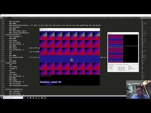NES Programming #39 - OMG ATTR