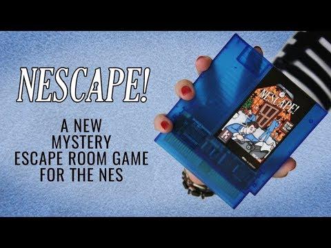 NEScape! Kickstarter Video