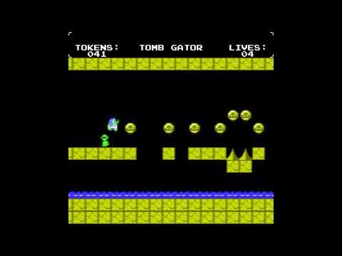 Tomb Gator V5 Gameplay