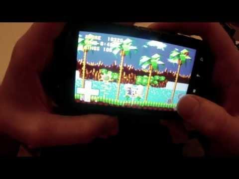 GENPlusDroid - Sonic 1