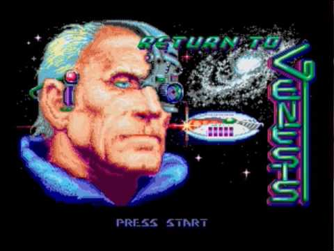 Return to Genesis (Megadrive Version) - beta version
