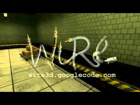 Wire3D: Demo
