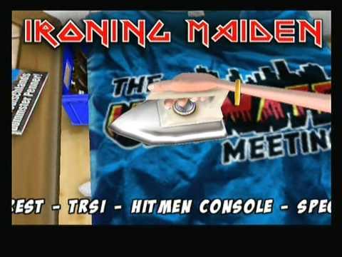 Ironing Maiden (Wii)
