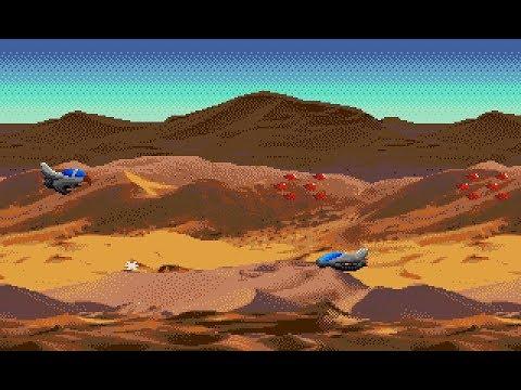Star J2 - New game for Sega Genesis / Mega Drive