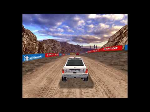 Arcade Racing Legend Beta test Sega Dreamcast 3d Race