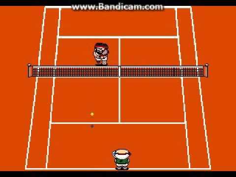 Papi Commando Tennis Megadrive - VIII