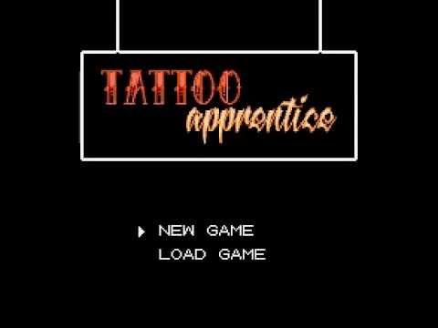 Tattoo Apprentice (WIP) 2016-06-13