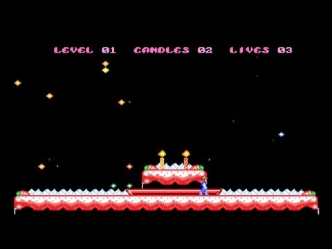 Blow 'em Out - Sega Genesis homebrew gameplay trailer