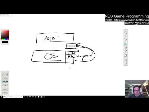 NES Programming #12 - More tool programming