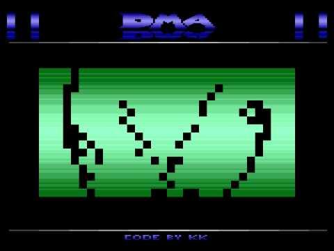 Ataventure - Atari 2600 demo by KK/DMA