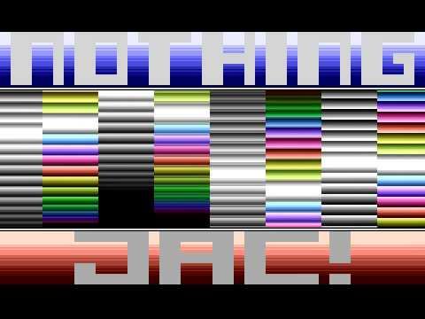 Nothing - 4k Atari VCS Demo by JAC! of WUDSN