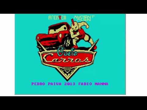 Odeio Carros para Mega Drive (SEGA Genesis) - link na descrição