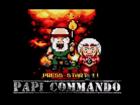 [Official Trailer] Papi Commando - Megadrive [HD]