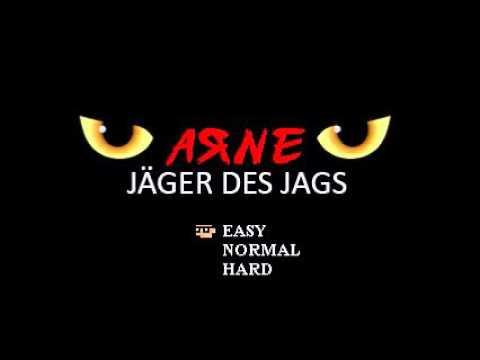 ARNE - Jäger des Jags [Atari Jaguar] - Preview - 04.09.15
