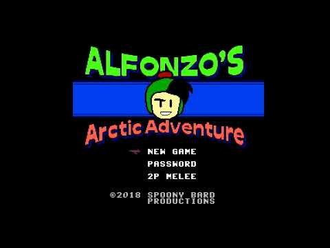 Alfonzo's Arctic Adventure - Early Gameplay Footage