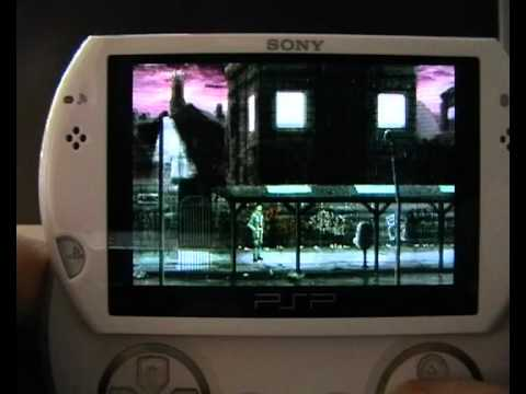 Adventure Game Studio PSP port