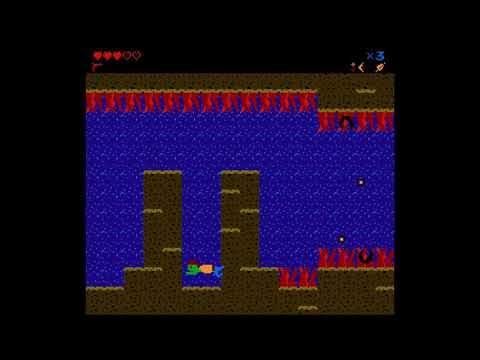 KUBO 3 (NES homebrew)