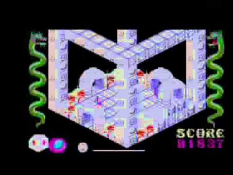 Airball (Amiga) - Full game completion