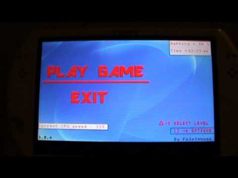 Take the BALL v 3.0.5 by fede94boss [PSP GENESIS COMPETITION 2011]