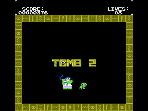 Tomb Gator Gameplay V4
