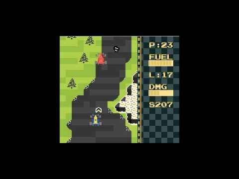Formula Racing - Australia 2 Circuit - Gameboy / Gameboy Colour Homebrew ROM